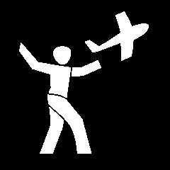 icon modellflug